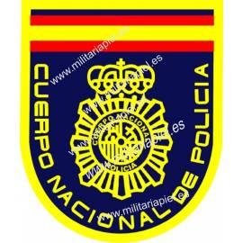 IMAN CUERPO POLICIA NACIONAL INSIGNIA