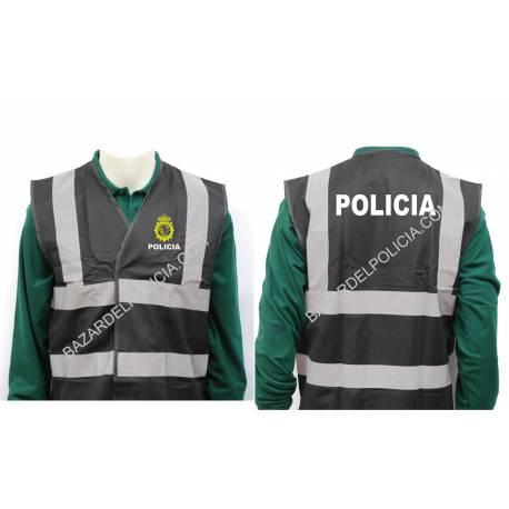 CHALECO SEGURIDAD PRIVADA
