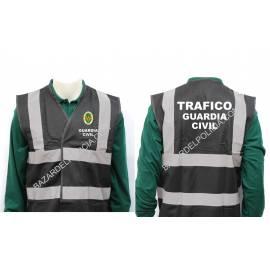 CHALECO REFLECTANTE G.C. TRAFICO
