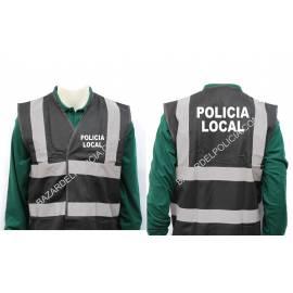 CHALECO REFLECTANTE POLICIA LOCAL