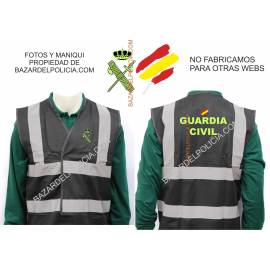 CHALECO REFLECTANTE GUARDIA CIVIL