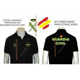 POLO GUARDIA CIVIL NUEVA NORMATIVA