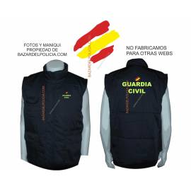 CHALECO GUARDIA CIVIL BANDERA