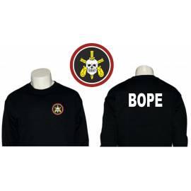SUDADERA BOPE ( BATALLON DE OPERACIONES POLICIALES ESPECIALES )