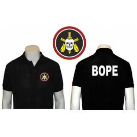POLO BOPE ( BATALLON DE OPERACIONES POLICIALES ESPECIALES )