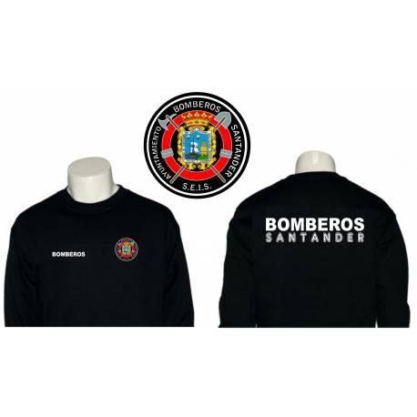 SUDADERA BOMBEROS SANTANDER