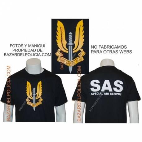 CAMISETA SAS SERVICIO ESPECIAL AEREO