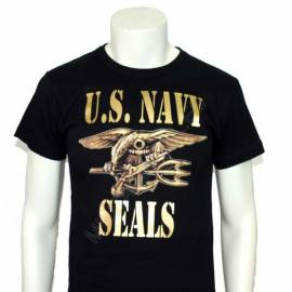 CAMISETA NAVY SEALS MARINES USA