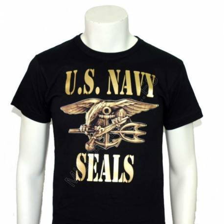 CAMISETA DE LOS MARINES DE USA SEALS