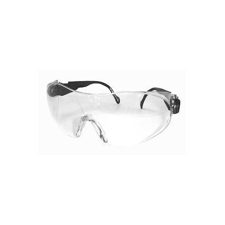 Gafas transparentes de alta luminosidad para tiro. Homologadas C