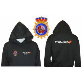 SUDADERA CON CAPUCHA GUARDIA CIVIL 600