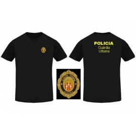 CAMISETA POLICIA LOCAL LLEIDA
