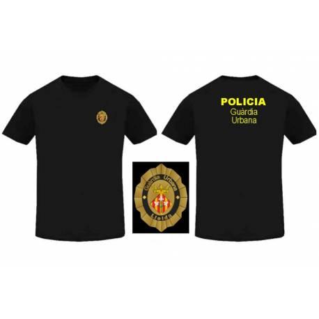 CAMISETA POLICIA LOCAL LLEIDA
