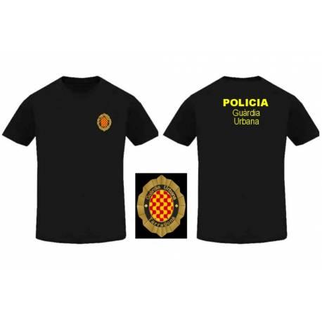 CAMISETA POLICIA LOCAL TARRAGONA