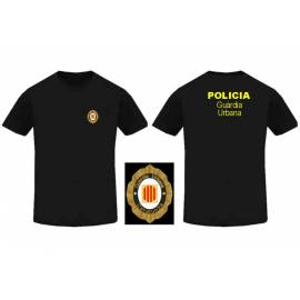 CAMISETA POLICIA LOCAL GENERICA CATALUNYA