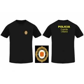CAMISETA POLICIA LOCAL GENERICA CATALUNYA