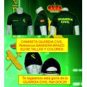 CAMISETAS GUARDIA CIVIL