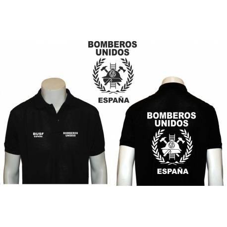 POLO BOMBEROS COMUNIDAD DE MADRID