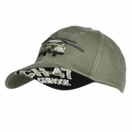 Gorra bordada Airsoft Division 101 Inc