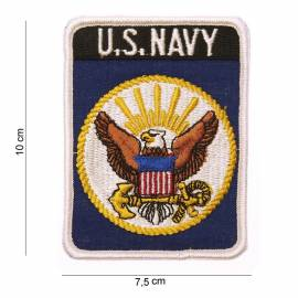 PARCHE BORDADO US NAVY