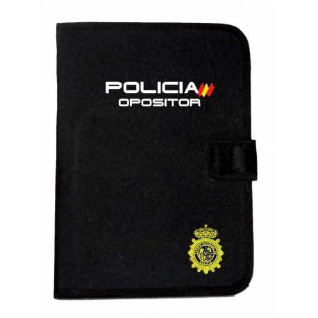 PORTADOCUMENTOS OPOSITOR POLICIA NACIONAL (CNP)