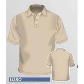 POLO MANGA CORTA UNIFORMIDAD LOBO