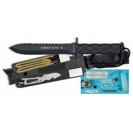 CUCHILLO TACTICO SUPERVIVENCIA COMBAT KING I