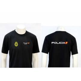 CAMISETA TECNICA POLICIA NACIONAL