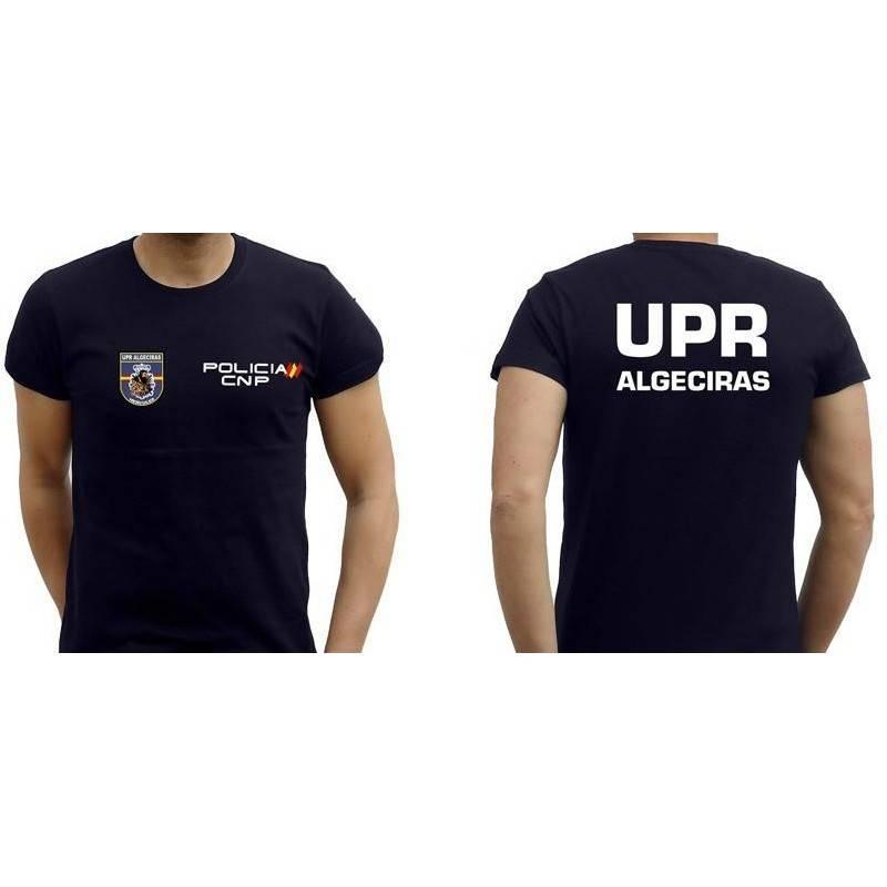 Camiseta upr algeciras policia nacional - Policia nacional algeciras ...