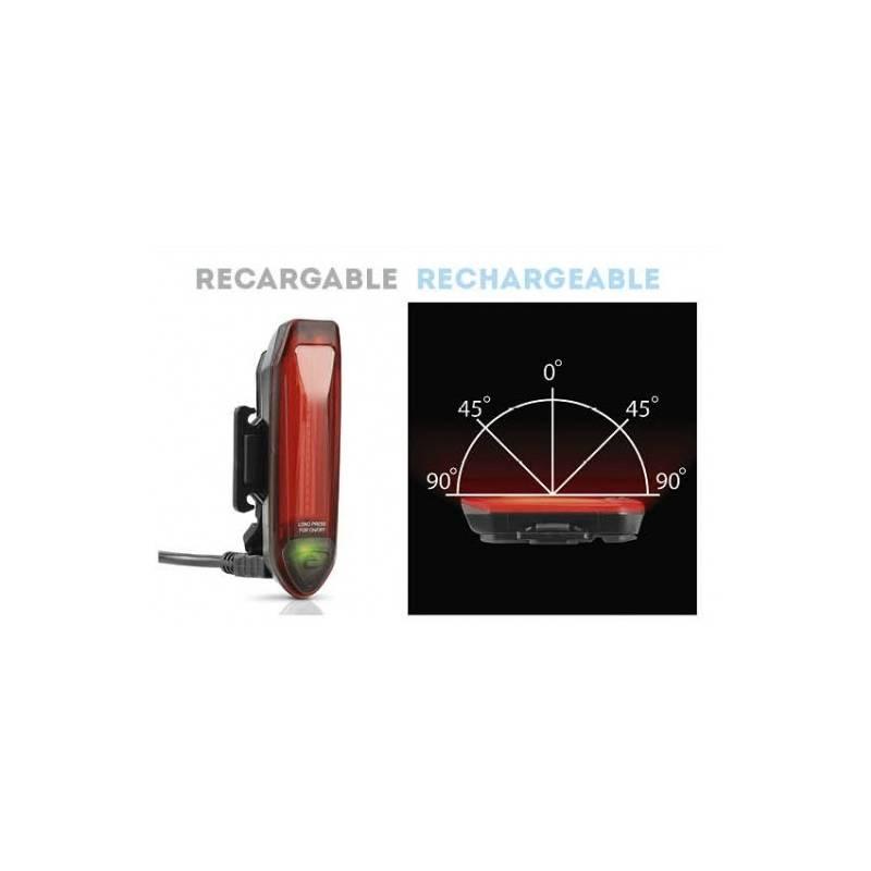 Linterna recargable led lenser p5r - Linterna led recargable ...