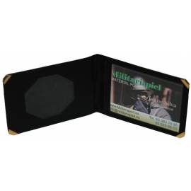 CARTERA PORTA-PLACA GUARDIA CIVIL HOMOLOGADA