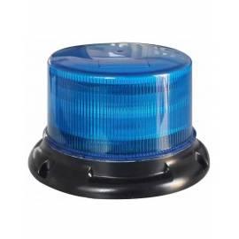 Piloto lanzadestellos magnético flash LED Azul