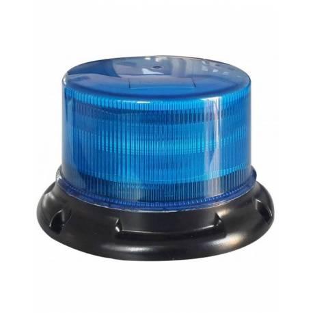 Piloto lanzadestellos magnГ©tico flash LED Azul