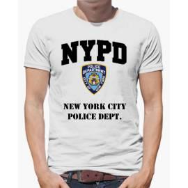 CAMISETA NYPD