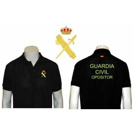 POLO GUARDIA CIVIL OPOSITOR