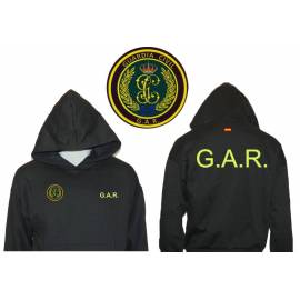 SUDADERA CON CAPUCHA GAR GUARDIA CIVIL