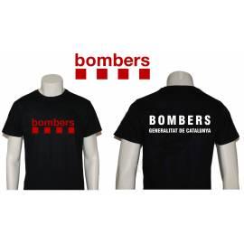 CAMISETA BOMBERS CATALUNYA
