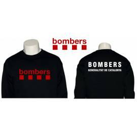 SUDADERA BOMBERS CATALUNYA