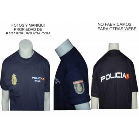 Camiseta de Policía Nacional MowIsM