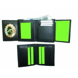 CARTERAS PORTAPLACA GUARDIA CIVIL  (PLACA INCLUIDA)