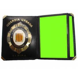 CARTERA LIBRO CATALUNYA (PLACA INCLUIDA)
