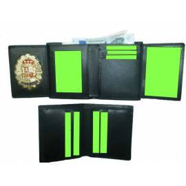 CARTERAS PORTAPLACA POLICIA LOCAL (PLACA INCLUIDA)