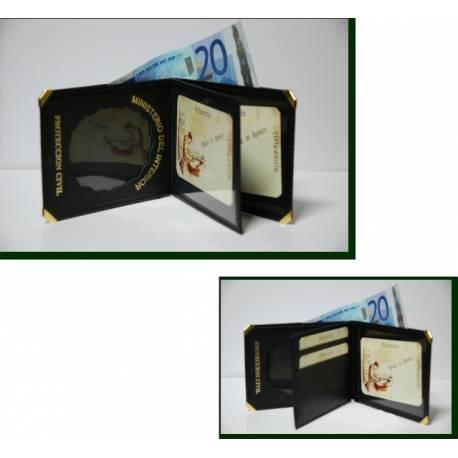 Billetera Proteccion Civil