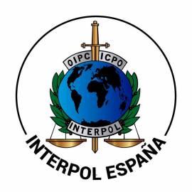 ADHESIVO INTERPOL