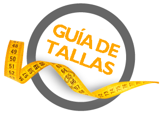 Guía de tallas