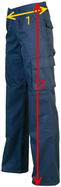 talla pantalones