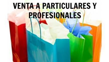 Venta a particulares y profesionales